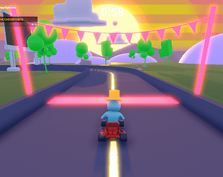 Kart Game Naty Version (PC)