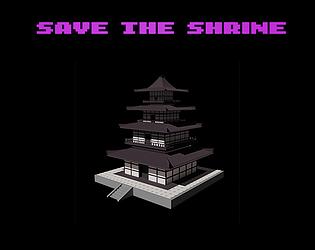 Save the Shrine