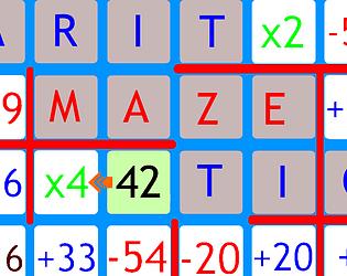 AritMazeTic