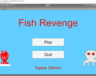 Fish Revenge