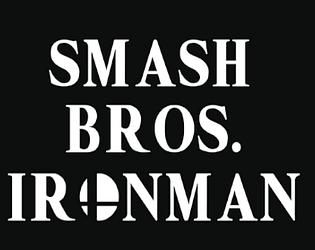 Smash Bros. Ironman