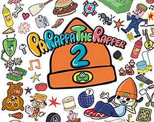 Parappa the rapper 2 PCSX2