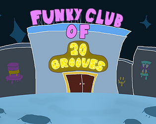 Funky Club of 20 Grooves