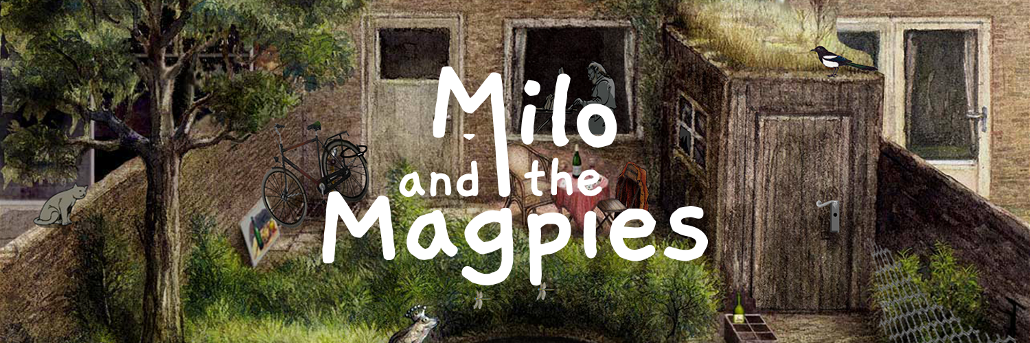 Milo and the Magpies