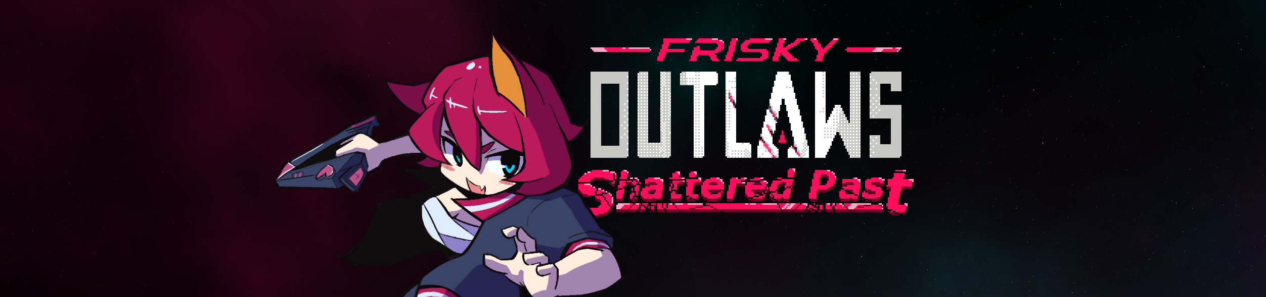 Frisky Outlaws: Testing Branch