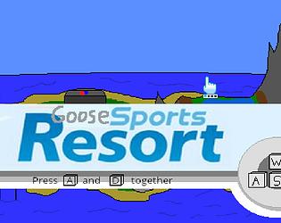 Goose Sports Resort - HTML [DEMO]