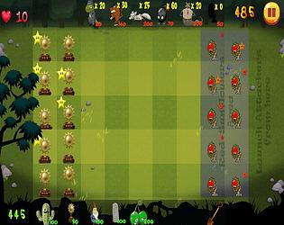 Revengers Vs Invaders | Plants Vs Zombie -Multiplayer (MOD)