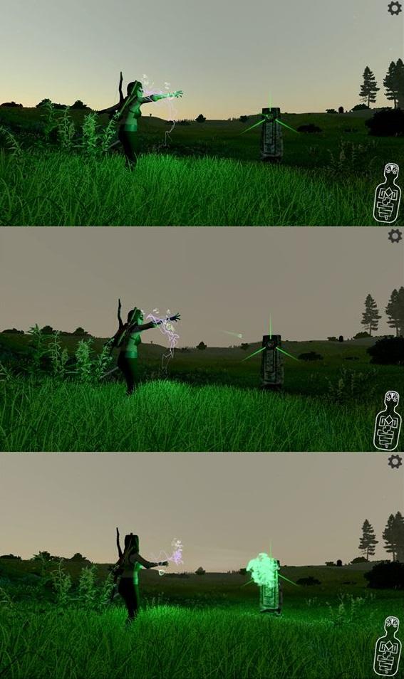 Survival Dimension Magic Attacks