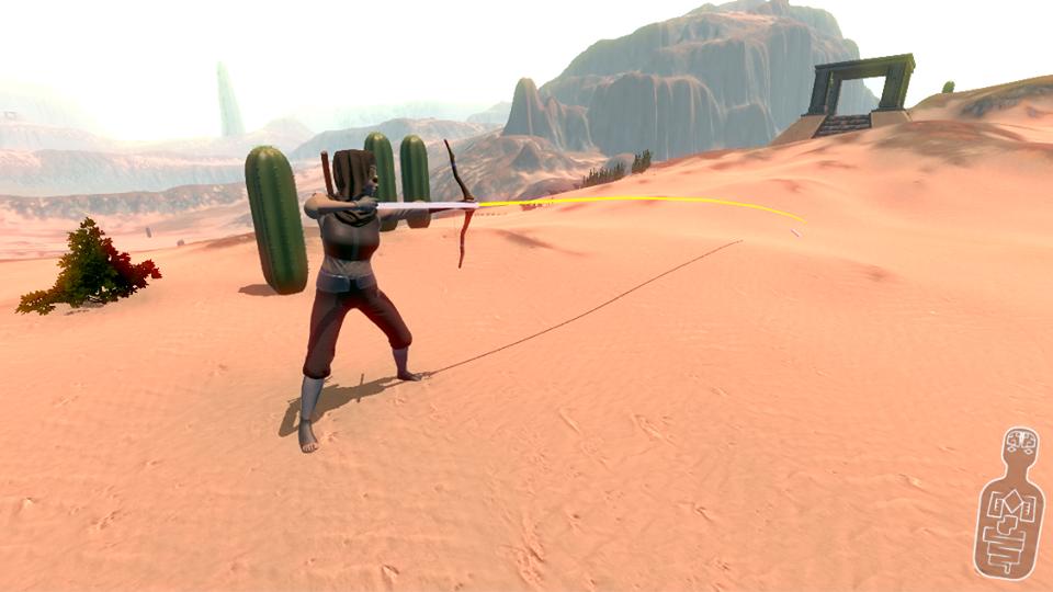 Survival Dimension Desert