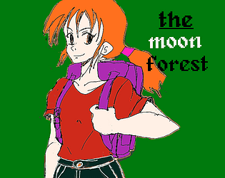 the moon forest