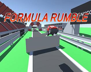 FORMULA RUMBLE