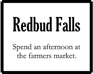 Redbud Falls