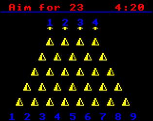 Skulls of the Pyramid - BBC Micro / Acorn Electron
