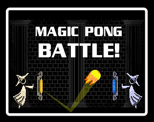 Magic Pong Battle