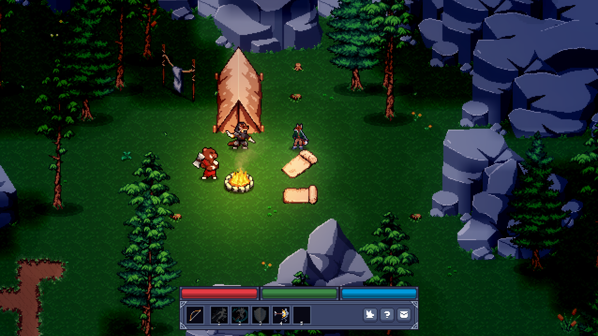 Untitled Turn-Based RPG