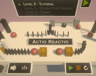Actio Reactio