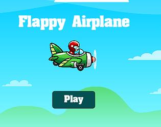 Flappy Plane Clone