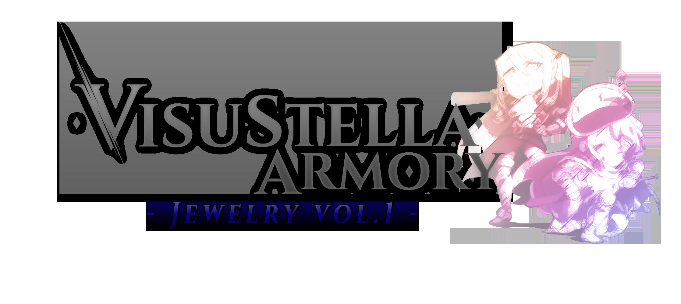 VisuStella Armory: Jewelry Vol.01