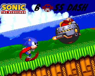 Sonic the Hedgehog: Boss Dash!