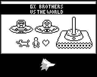 GX brothers VS the world