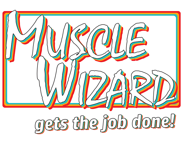 Muscle Wizard Gets the Job Done!