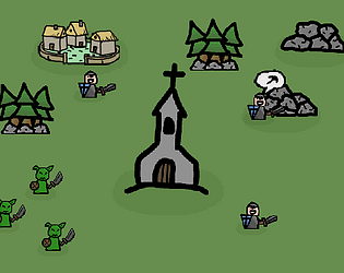 Orcs and churches