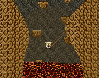 Floor. Is. Lava!