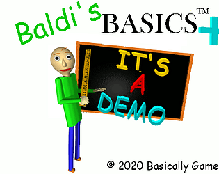 Baldi Basics New Stuff Plus Early Acsess [Free] [Educational]