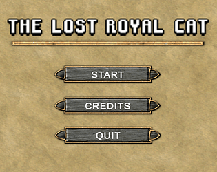 The Lost Royal Cat