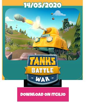 Tanks Battle War Download on Itch.io