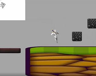 2D Parkour Game