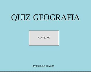 TJL - Quiz Geografia 1