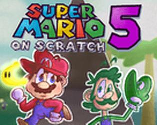 Super Mario On Scratch 5