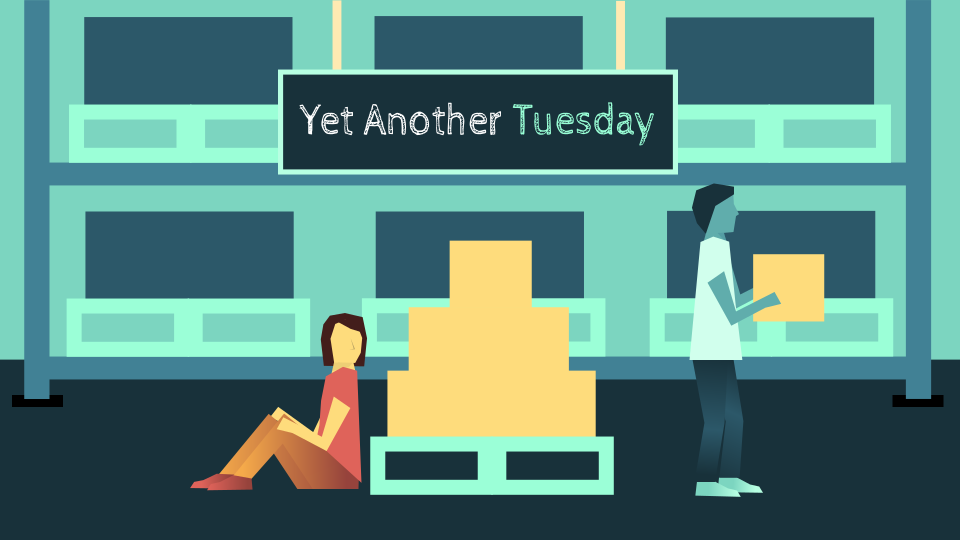 Yet Another Tuesday