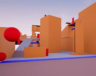 Fragment 7 - VR Platformer