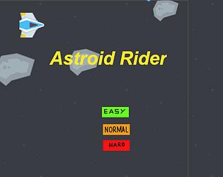 Astroid Rider