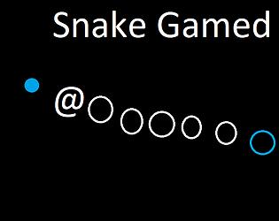 snake gamed(game jam)