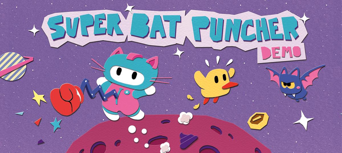 Super Bat Puncher Demo (NES)