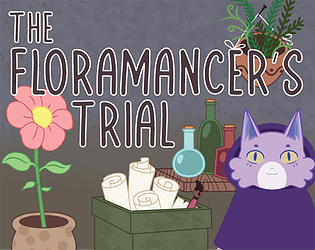 The Floramancer's Trial