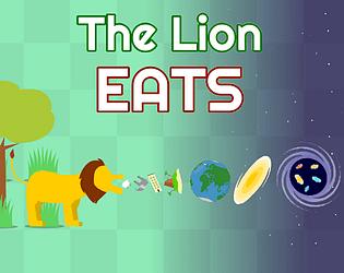 The Lion Eats