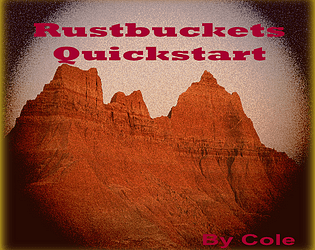 Rustbuckets QuickStart