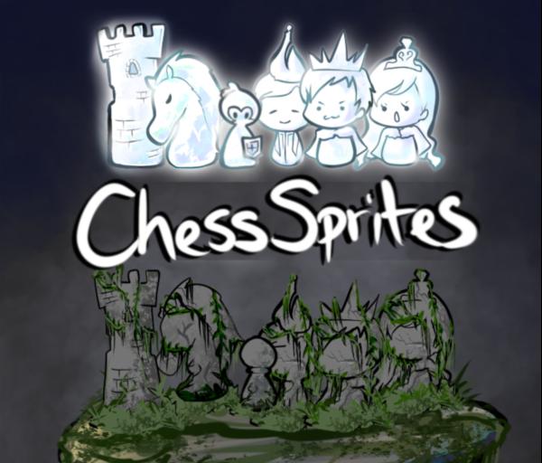 [Art] Chess Sprites