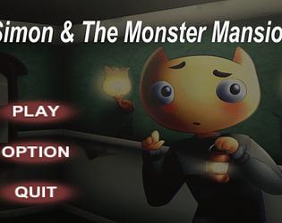 Simon & The Monster Mansion