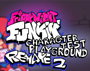 Friday Night Funkin Character Test Playground Remake 2