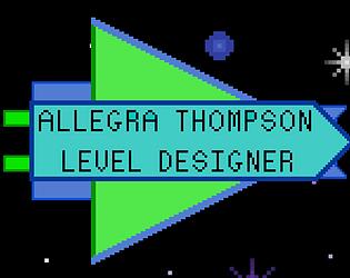 Allegra Thompson Interactive Resume