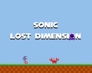 sonic lost dimension