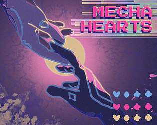 MECHA HEARTS