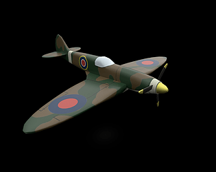 The Spitfire's Song