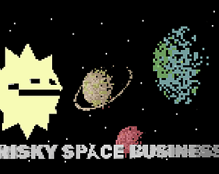 Risky Space Business