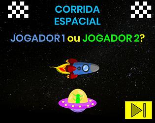 CORRIDA ESPACIAL - MEIO AMBIENTE